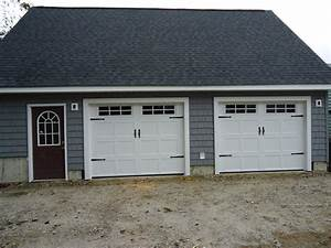 carriage house doors installed in augusta maine by With 9x7 insulated garage door