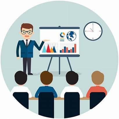 Training Clipart Corporate Trainer Transparent Presentation Trainers