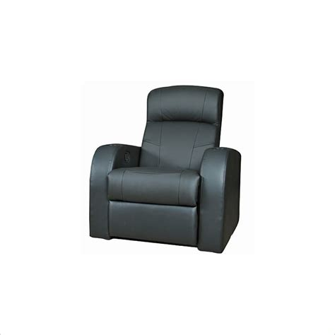 coaster cyrus leather media recliner dallas tx living