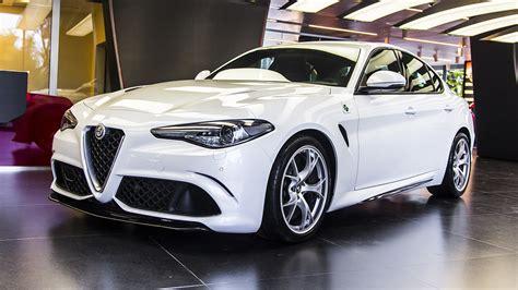 Alfa Romeo Giulia To Be Leader In Performance Across The