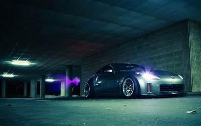 Nissan Tuning Lights Cars