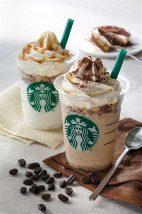 Coffee makes the tiramisu an exceptional dessert, so i recommend using good coffee , something that you would drink. New Tiramisu Frappuccino is Being Tested in the U.S.!!!   JOLT24   Starbucks drinks recipes ...