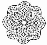 Mandala Coloring Kaleidoscope Pages Books Chakra Mondays Printable Colouring Patterns Drawing Sheets Drawings Meditation Nwcreations Pattern Steven Creations Popular sketch template