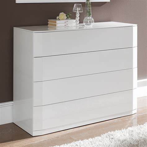 commode chambre blanche commode design laquee blanche tacito zd1 comod a d 030 jpg