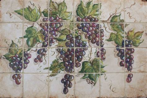 Grape Decor For Kitchen by Kitchen Accessories Grapes Home Decoration Club