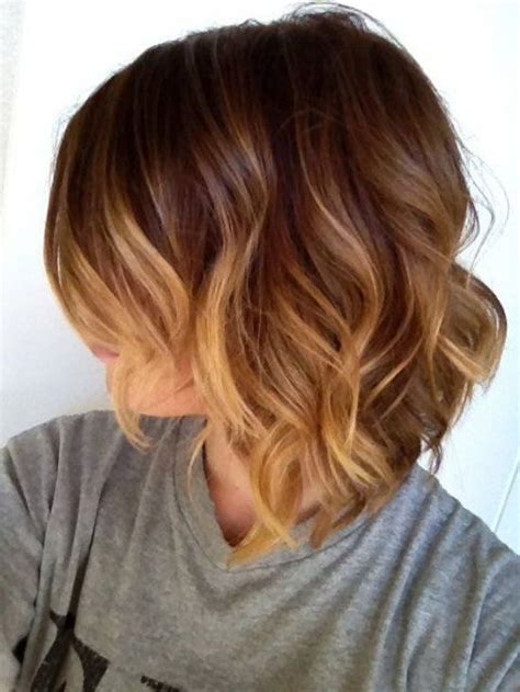 mechas californianas rojas cabello corto cortes de pelo