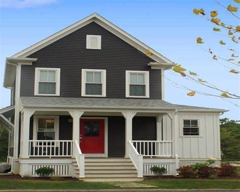 Top Exterior Paint Colors, Grey Exterior House Paint Ideas