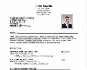 best 25 latest resume format ideas on pinterest resume With latest resume format in usa
