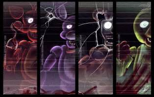 Foxy Five Nights at Freddy's