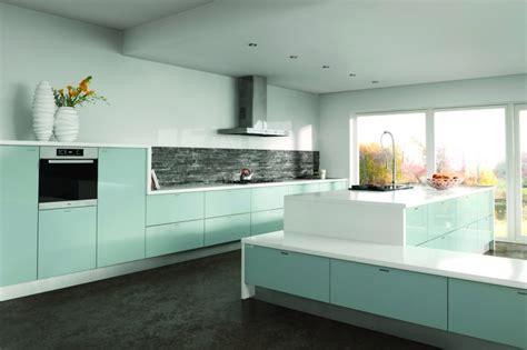 cuisine bleu clair couleur cuisine la clé de l 39 association harmonieuse