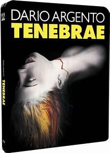 Tenebrae - Zavvi Exclusive Limited Edition Steelbook Blu