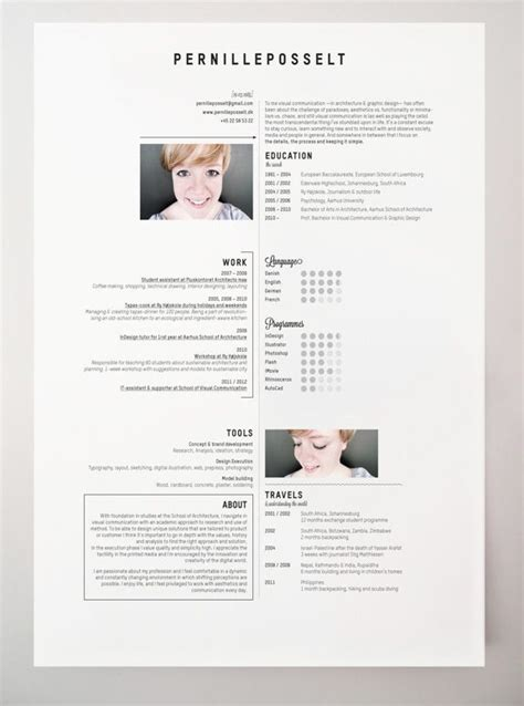 11592 well designed resumes 21 best images about well designed resumes on