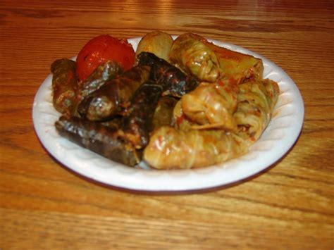 Assyrian Dolma Stuffed Vegetable