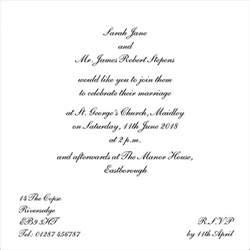 wedding invitation wording exles informal wedding invitations wedding invitation templates