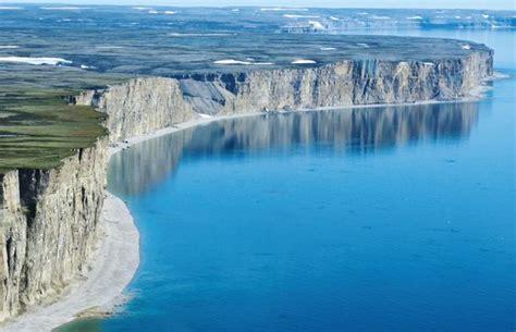 ungava bay beauty akpatok island nunavik quebec