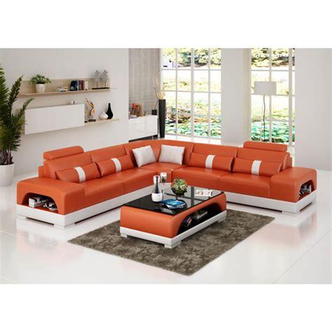 canapé lyon grand canapé d 39 angle en cuir lyon pop design fr
