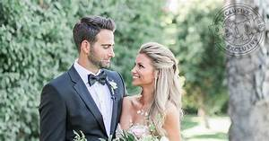 Amber Lancaster Marries AJ Allodi in Palm Springs