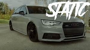Audi A4 B9 Nachrüsten : static audi a4 b9 mit kw v3 low gepfeffert carporn germany ~ Jslefanu.com Haus und Dekorationen
