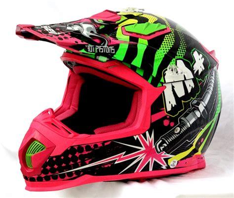 cool motocross gear masei m pink 315 atv motocross motorcycle ktm helmet
