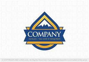 Logo Search: Mountain and water Logos