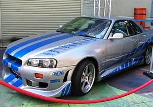 Nissan Skyline Fast And Furious : image nissan skyline gt r r34 from the fast and the furious wiki fandom powered ~ Medecine-chirurgie-esthetiques.com Avis de Voitures