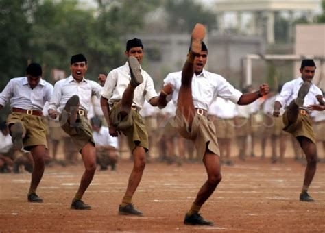 Rss Changing Its Gear Or Again Same Old Story In New