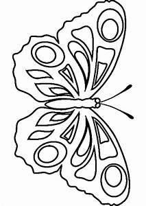 Schmetterlinge Ausmalbilder Zum Drucken Aufnahme