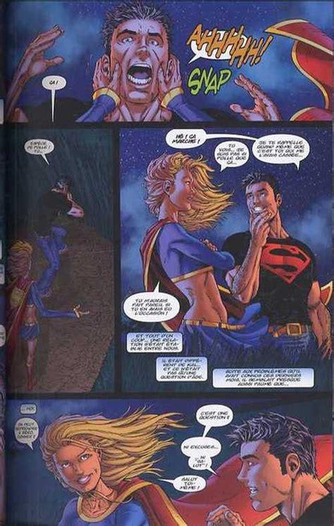 supergirl dc heroes bd informations cotes