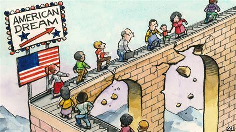 Lexington The American Dream Rip The Economist