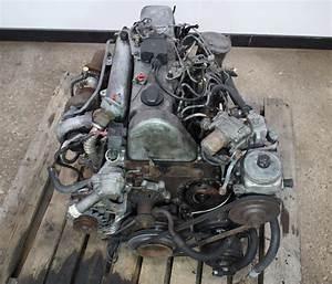 Om617 951 Mercedes Turbo Diesel Complete Engine Long Block
