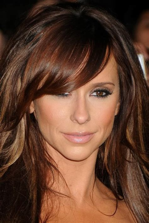 With Brown Hair by Hewitt Hair Color Rich Brown Brown
