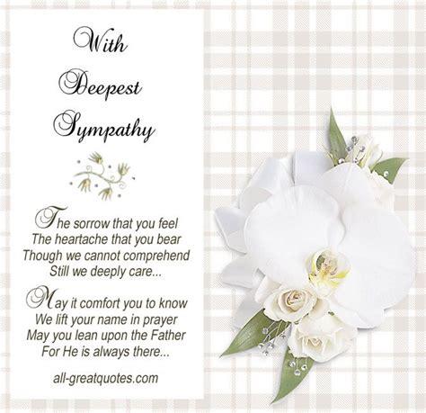 26 Best Sympathy Images On Pinterest Condolences Sympathy