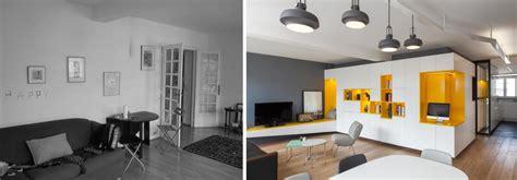rénovation d 39 une appartement 3 pièces par un architecte d