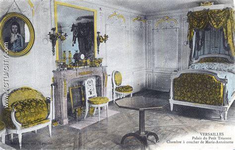 chambre de antoinette chambre antoinette pe trianon image sur le design