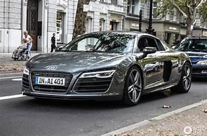 Audi R8 V10 Plus : audi r8 v10 plus 2013 18 november 2014 autogespot ~ Melissatoandfro.com Idées de Décoration