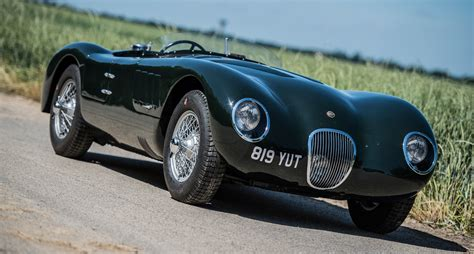 The Rebirth Of Jaguar's Most Important C-type
