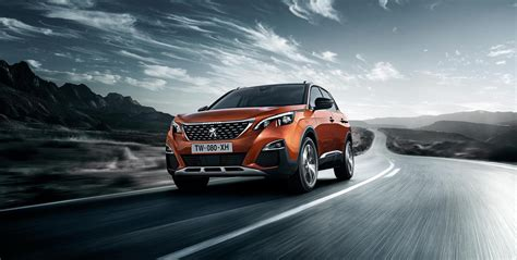 Peugeot 3008 Suv Showroom  Suv  2017 European Car Of The