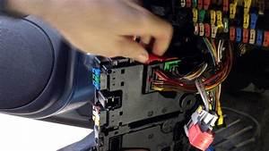 Removal Bsi Peugeot 406 Spanish