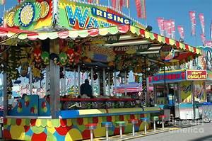 Summer Carnival Festival Fun Fair Shooting Gallery