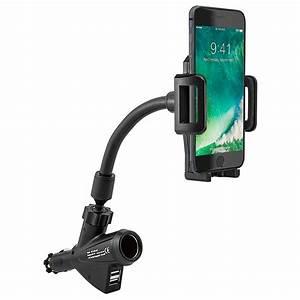 Iphone 6 Autohalterung : auto kfz handy halterung halter zigarettenanz nder apple ~ Kayakingforconservation.com Haus und Dekorationen