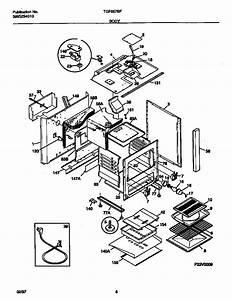 Tappan Tgf657bfd1 Gas Range Parts