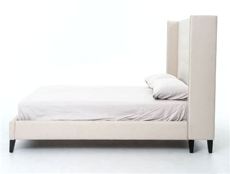 hands snow cream jefferson upholstered bed clin fk