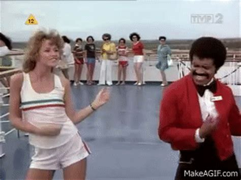 Julie The Love Boat by Love Boat Julie And Isaak Dance On Make A Gif