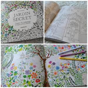 Carnet Coloriage Jardin Secret by Cr 233 A Colo Revue Jardin Secret Carnet De Coloriage