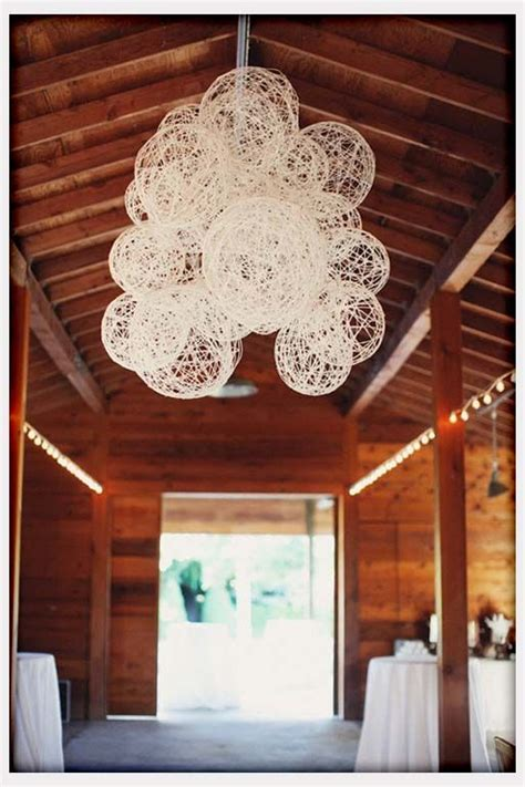 decorations string laterns for rustic wedding decor diy