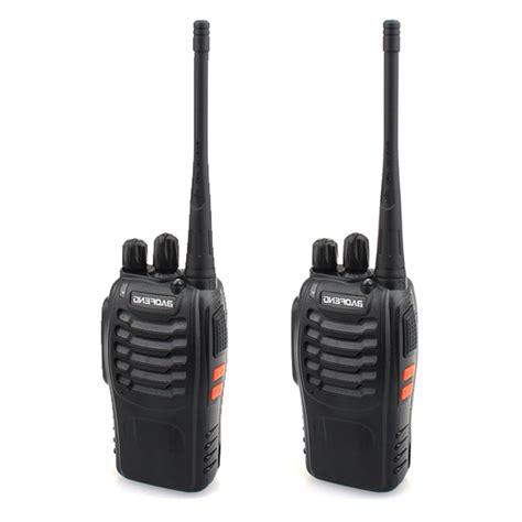 2 baofeng bf 888s uhf 400 470mhz 2 way radio transcevier walkie talkie 760352112133 ebay