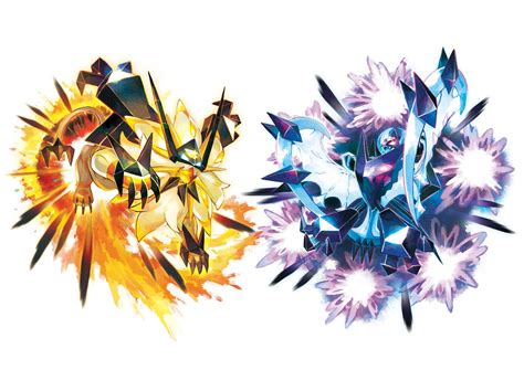 necrozma ultra form pok 233 mon ultra sun and moon trailer shows necrozma z moves