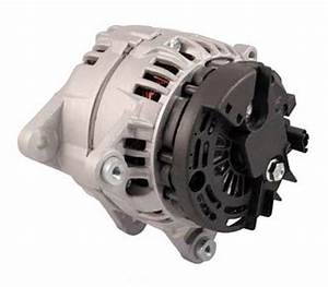 New 155a Alternator Fits European Model Renault Clio 1 5l Turbo Diesel 2002