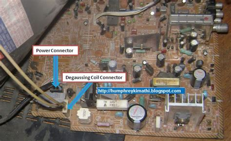 Electronics Repair Made Easy How Troubleshoot Crt