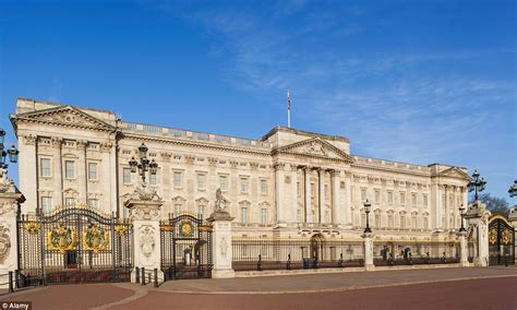 Buckingham Palace Is Top Of The Property Ladder At More